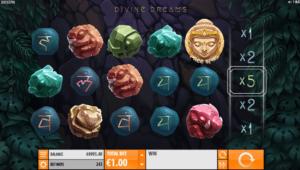Jocul de cazino online Divine Dreams gratuit