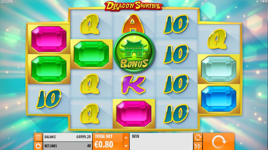 Dragon Shrine gratis joc ca la aparate online
