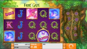 Jocul de cazino online Fairy Gate gratuit