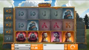 Joaca gratis pacanele Hall of the Mountain King online