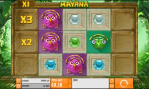 Jocul de cazino online Mayana gratuit