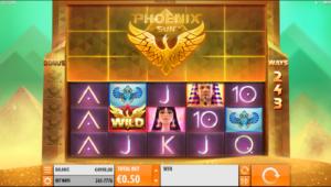 Jocuri Pacanele Phoenix Sun Online Gratis