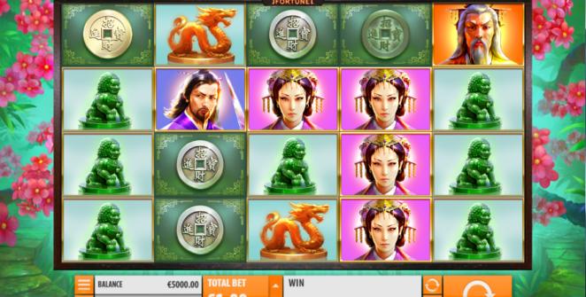 Sakura Fortune gratis joc ca la aparate online