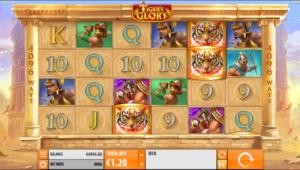 Jocuri Pacanele Tigers Glory Online Gratis