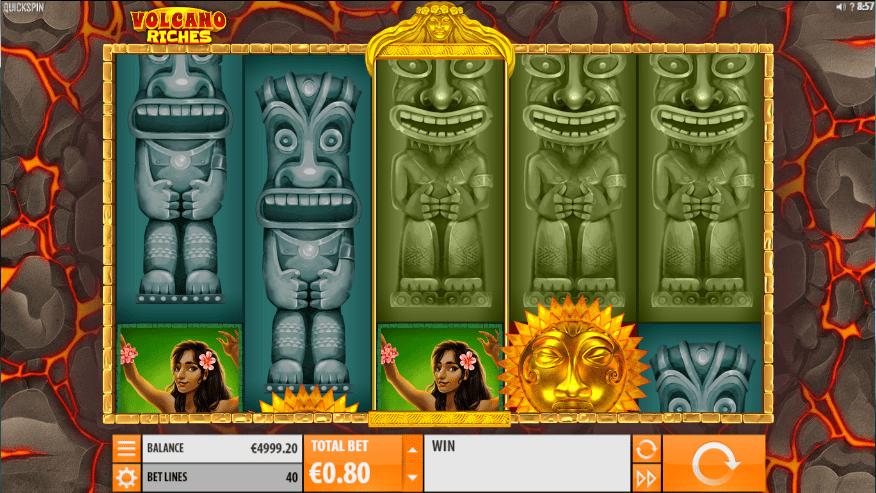 Volcano Riches gratis joc ca la aparate online