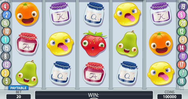 Joaca gratis pacanele Fruit Case online