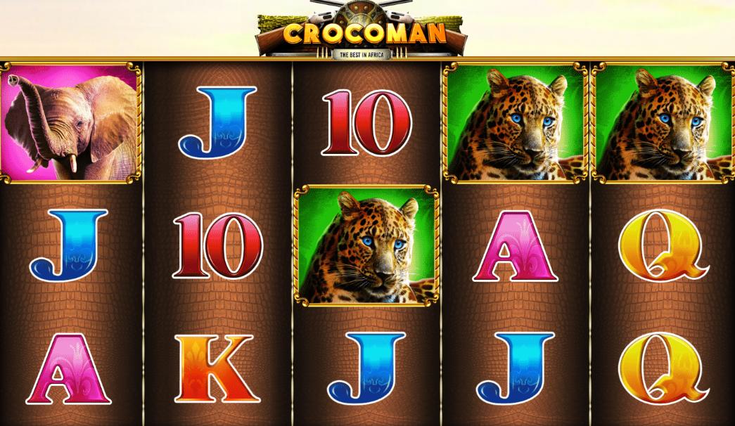 Crocoman