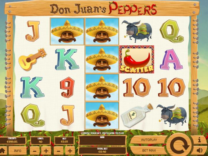 Don Juan´s Pepper