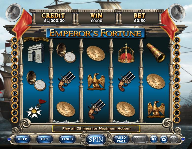 Emperors Fortune