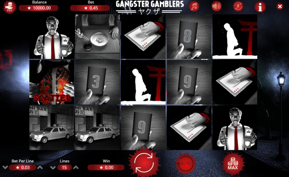 Gangster Gamblers