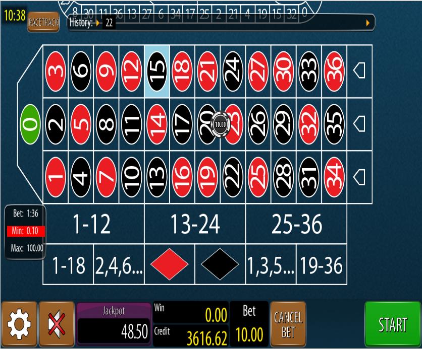 Joc ruleta ca la casino