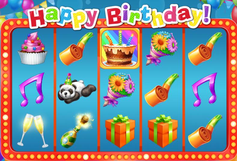 Happy Birthday Eyecon
