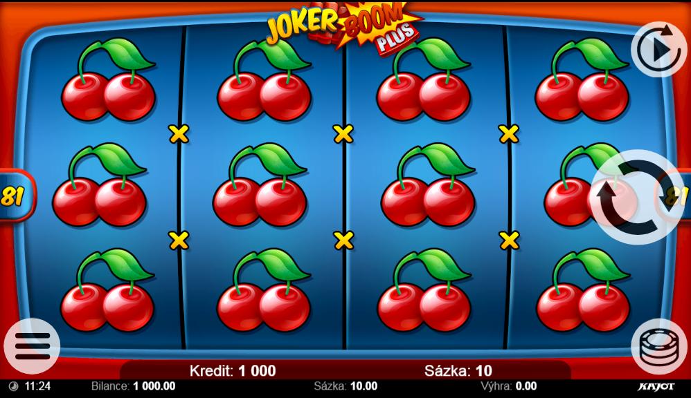 Joker Boom Plus