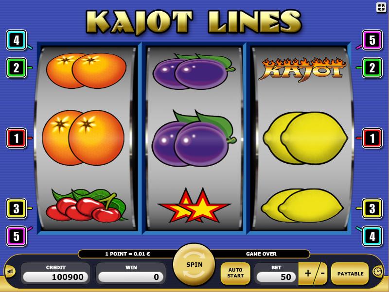 Kajot Lines