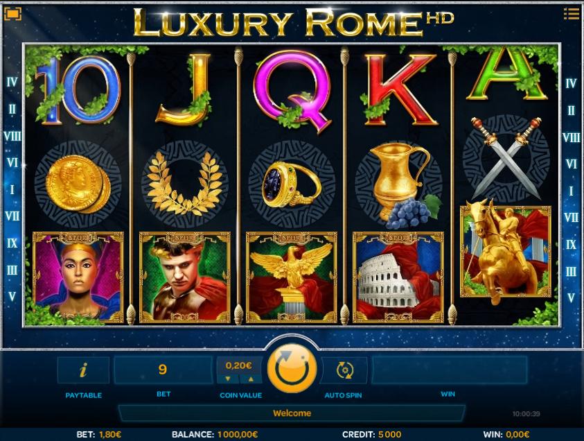 Luxury Rome