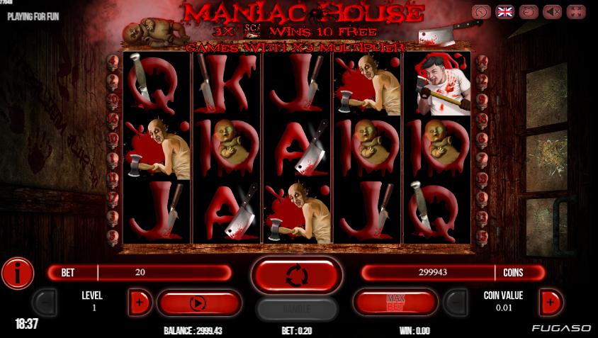 Maniac House