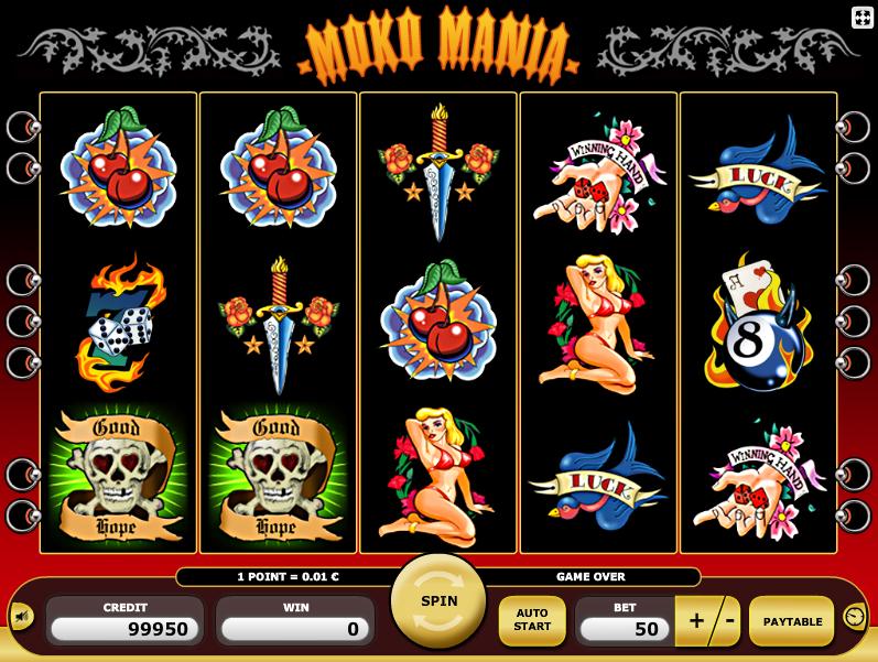 Moko Mania