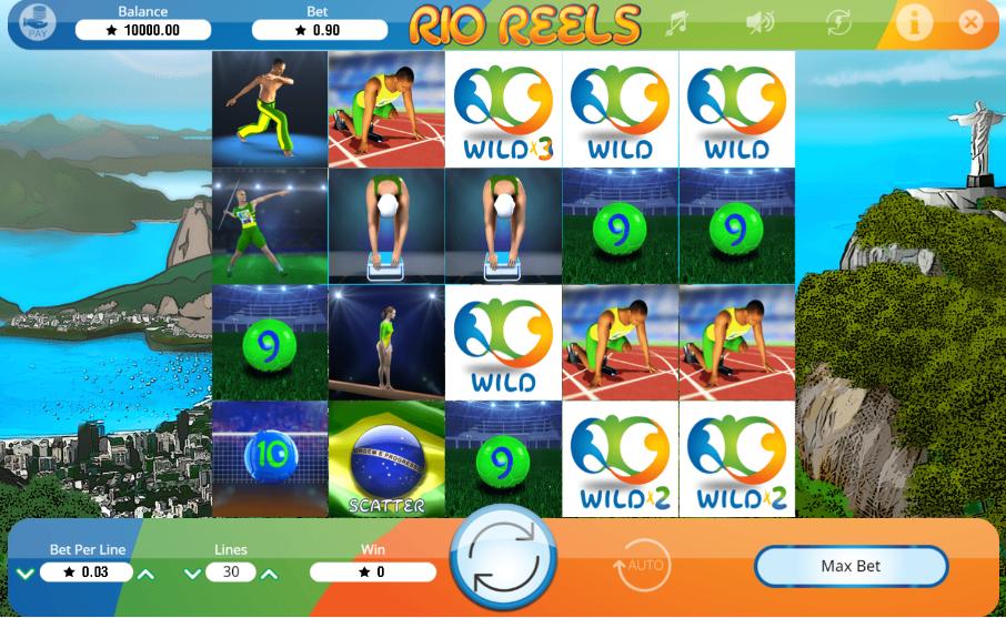 Rio Reels