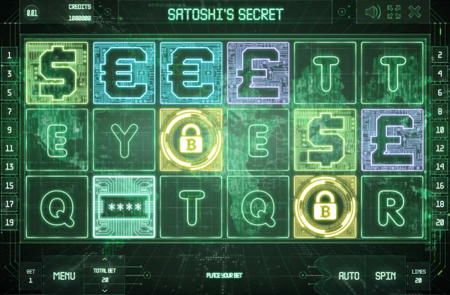 Satoshis Secret