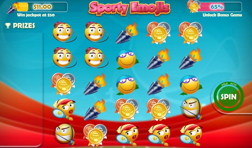 Sporty Emojis