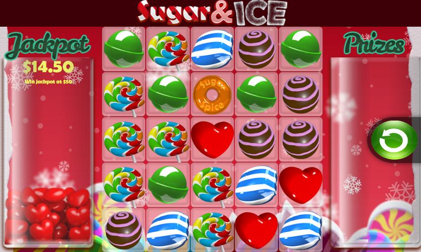 Sugar and Ice Holiday
