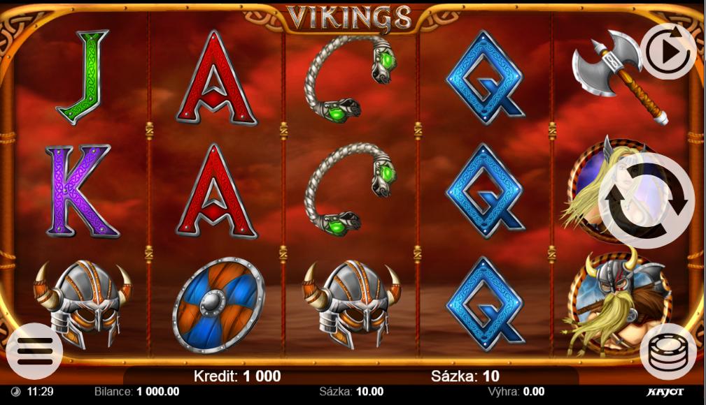 Vikings Kajot