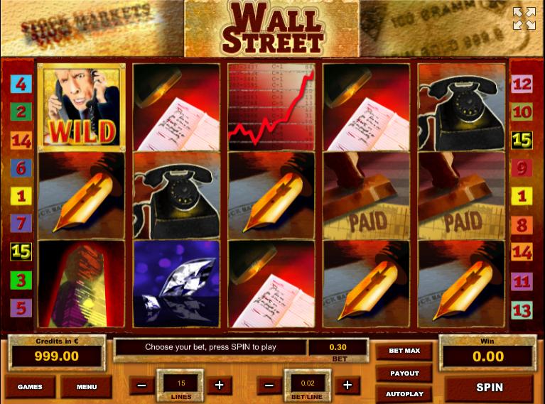 Wall Street TH
