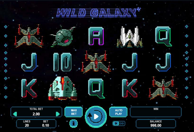 Wild Galaxy