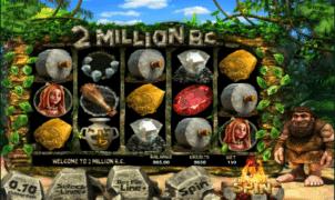 Aparatul slot 2 million BC poate fi jucat gratuit