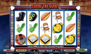 Joaca gratis pacanele Andre The Giant online