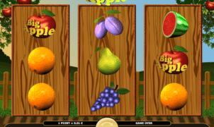 Joaca gratis pacanele Big Apple online