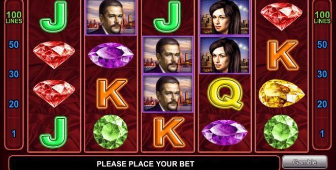 Joaca gratis pacanele Blue Heart online