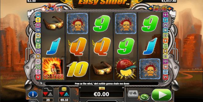 Jocul de cazino online Easy Slider este gratuit