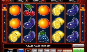 Joaca gratis pacanele Extra Stars online