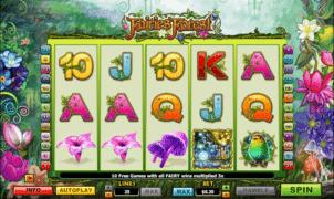 Jocuri Pacanele Fairies Forest Online Gratis