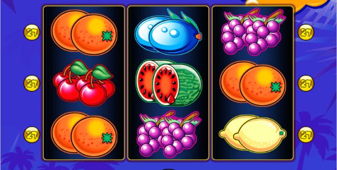 Joaca gratis pacanele Fruit Machine 27 online