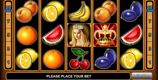 Jocul de cazino online Fruits Kingdom gratuit