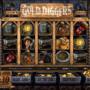 Joaca gratis pacanele Gold Diggers Betsoft online