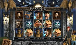 House of Fun gratis este un joc ca la aparate online