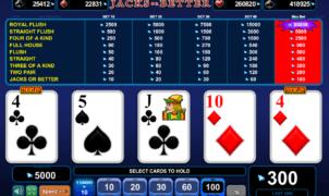 Jocuri Poker Jacks or Better EGT Online Gratis