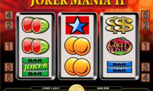 Jocul de cazino online Joker Mania II gratuit