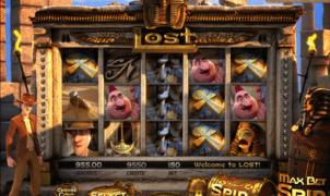 Jocul de cazino online Lost este gratuit