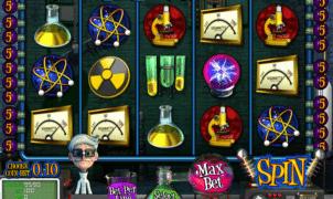 Joaca gratis pacanele Mad Scientist online