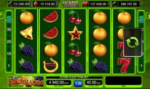 Joaca gratis pacanele More Lucky and Wild online