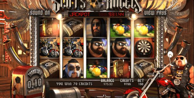 Joaca gratis pacanele Slots Angels online