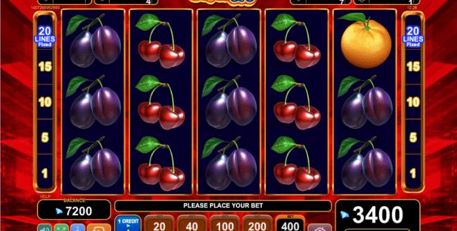 Jocul de cazino online Super 20 gratuit