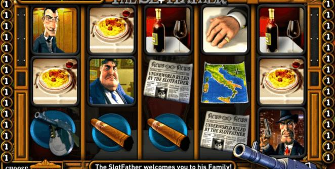 The Slotfather gratis este un joc ca la aparate online