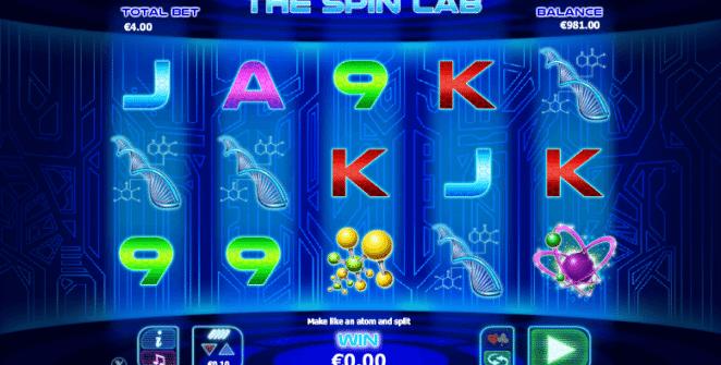 The Spin Lab gratis joc ca la aparate online