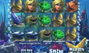 Jocul de cazino online Under the Sea este gratuit