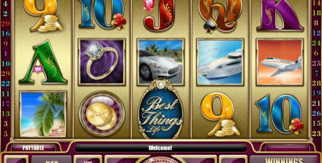Best Things in Life gratis joc ca la aparate online
